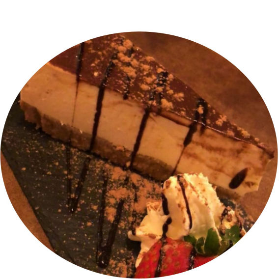 Paneils Benidorm: Home-made Baileys Cheescake